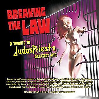 Bryde loven: en hyldest til Judas Priest's - Greatest Hits CD] USA import