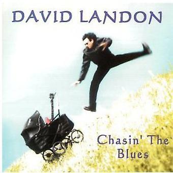 David Landon - Chasin' den Blues [CD]-USA import
