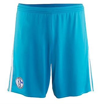 2015-2016 Schalke Adidas Away Shorts