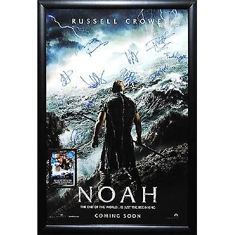 Noah - Signed Movie Poster