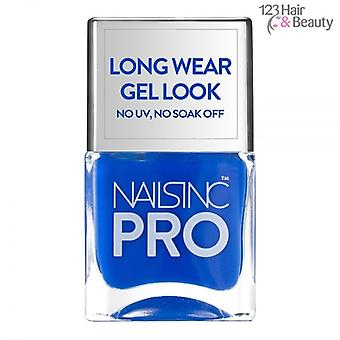 Nails Inc Pro Gel Effect Polish ­- Spring Collection - Baker Street