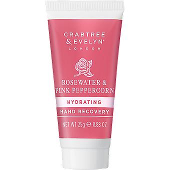 Crabtree & Evelyn Rosewater & Pink Peppercorn Hand Recovery