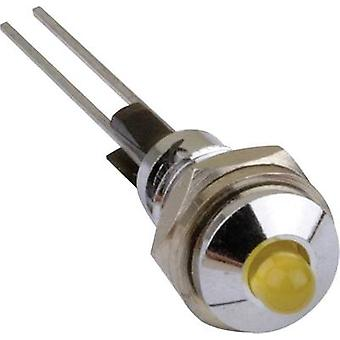 LED socket Metal Suitable for LED 3 mm Screw fixing Mentor