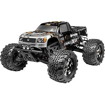 HPI Racing Savage X 4.6 1:8 RC model car Nitro Monster truck 4WD RtR 2,4 GHz