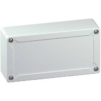 Build-in casing 162 x 82 x 55 Polycarbonate (PC) Light grey (RAL 7035)