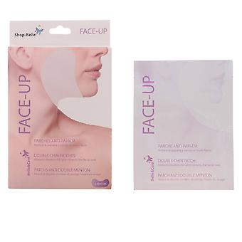 Innoatek Face Up Double Chin Patches 3 Pcs Womens New Sealed Boxed