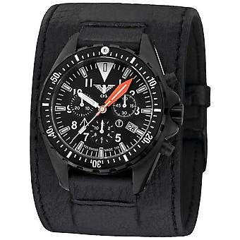 KHS MissionTimer 3 mens watch watches field chronograph KHS. MTAFC. LK