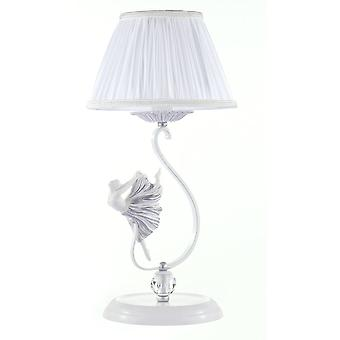 Maytoni Lighting Elina Elegant Collection Table Lamp , Silver