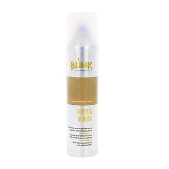 BLINK color booster end spray for suede and nubuck 250 ml Tan