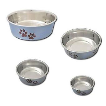 Nayeco Trough stainless steel 500 ml Baltic dogs.