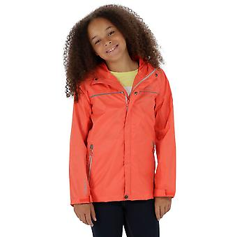 Regatta Boys & Girls Disguize II Waterproof Taped Seams Coat Jacket