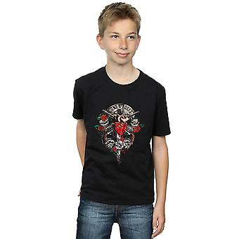 Guns N' Roses Bleeding Heart t-shirt
