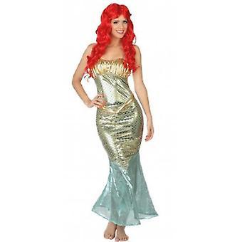Women costumes  Mermaid costume