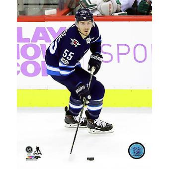 Mark Scheifele 2017-18 akcji Photo Print