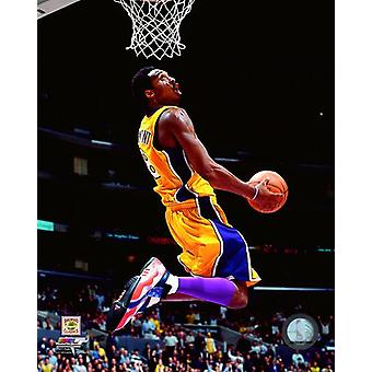 Kobe Bryant 2000-01 Action Photo Print