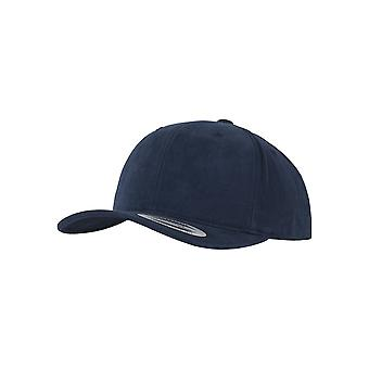Urban classics Cap brushed cotton twill mid profile