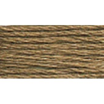 Anchor 6-Strand Embroidery Floss 8.75Yd-Taupe Dark