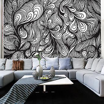 Fondos - blanco y negro estilo retro