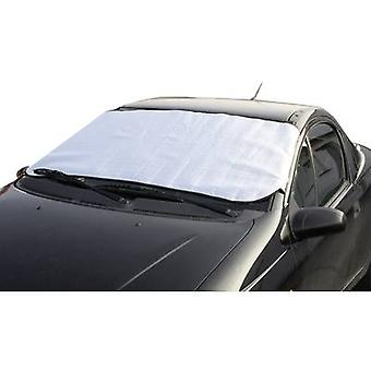Window cover aluminium coated, Theft protection (W x H) 145 cm x 70 cm cartren