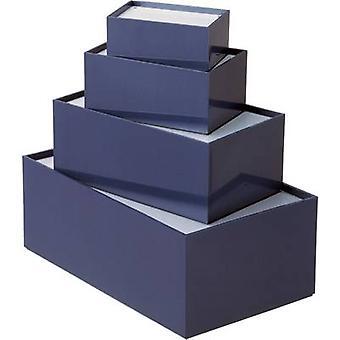 Universelle TEKO P/2 enceinte 110 x 72 x 50 plastique gris, bleu 1 PC (s)
