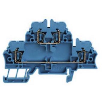 Weidmüller 1678630000 ZDK 2.5 BL 0.5 - 2.5 mm² Blue