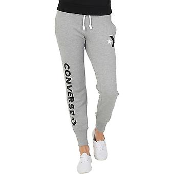 Converse Women's Star Chevron Signature Jogger Bottoms