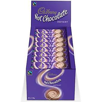 Cadbury Instant trinken heiße Schokolade Beutel