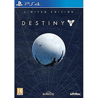 Destiny Limited Edition (PS4) - Fabrik versiegelt