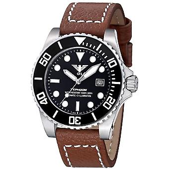 KHS Watch Hommes KHS. TYSA. LB5 Automatique, Montre de plongeur