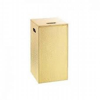 Gedy Marrakesch Wäscherei Bin Hocker Gold 6738-87