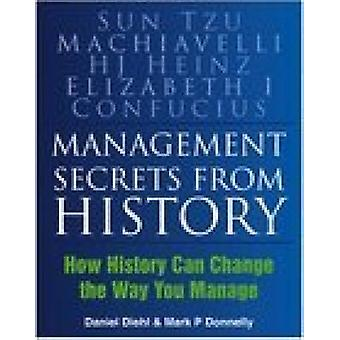 Management Secrets from History - How History Can Change the Way You M