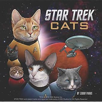 Star Trek katten door Jenny Parks - 9781452158419 boek