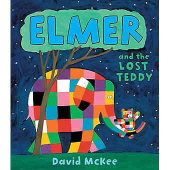 Elmer and the Lost Teddy by David McKee - 9781842707494 Book