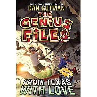 Os arquivos de gênio #4: Do Texas com amor