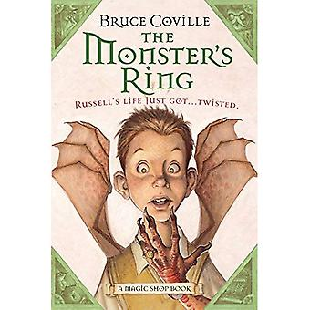 Monster's Ring, the (Magic Shop Books)
