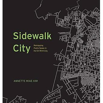Calçada cidade: Remapeamento espaço público na cidade de Ho Chi Minh