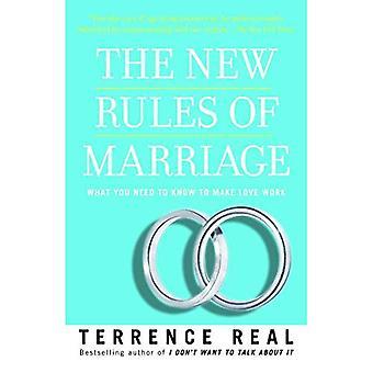 Les nouvelles règles du mariage: ce que vous devez savoir pour faire aimer le travail