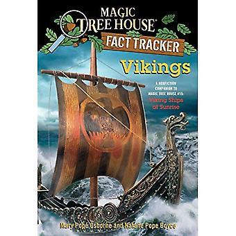 Magic Tree House Fact Tracker #33: Vikings: A Nonfiction Companion to Magic Tree House #15: Viking Ships at Sunrise...
