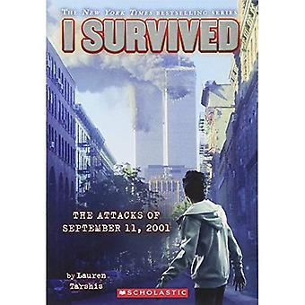 Ik overleefde de aanslagen van 11 September 2001 (ik overleefde