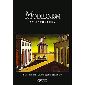 Moderne: Eine Anthologie (Blackwell Anthologien)