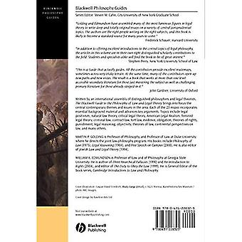 The Blackwell Guide to the Philosophy of Law and Legal Theory (Blackwell Philosophy Guides)