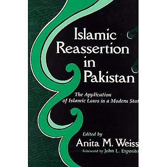 Islamische Bekräftigung in Pakistan: islamische Gesetze in einem modernen Zustand (zeitgenössische Ausgaben im Nahen Osten)