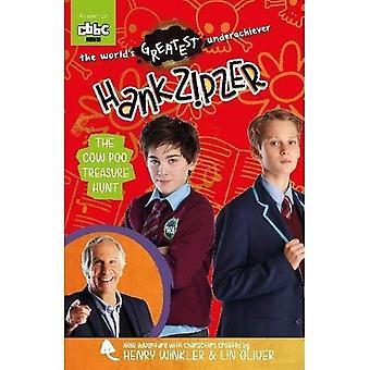 Hank Zipzer TV Tie-in: The Cow Poo Treasure Hunt