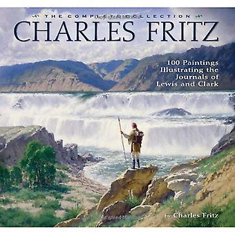 Charles Fritz: 100 målningar som illustrerar journalerna av Lewis och Clark