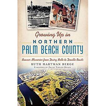 Crescendo acima do norte de Palm Beach County: memórias de Boomer da leiteria Belle para estradas duplas