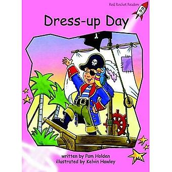 Dress Up Day: Pre-reading (Red Rocket Readers: Fiction Set A)