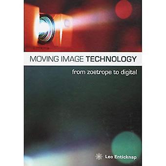 Bevægelige billedteknologi - fra Zoetrope til Digital