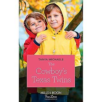 The Cowboy's Texas Twins (Cupid's Bow, Texas, Book 6) (Cupid's Bow, Texas)