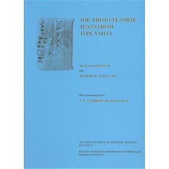 Textes de proto-Elamite de Tepe Yahya