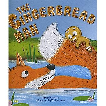 Storytime Classics: The Gingerbread Man (Storytime Classics)